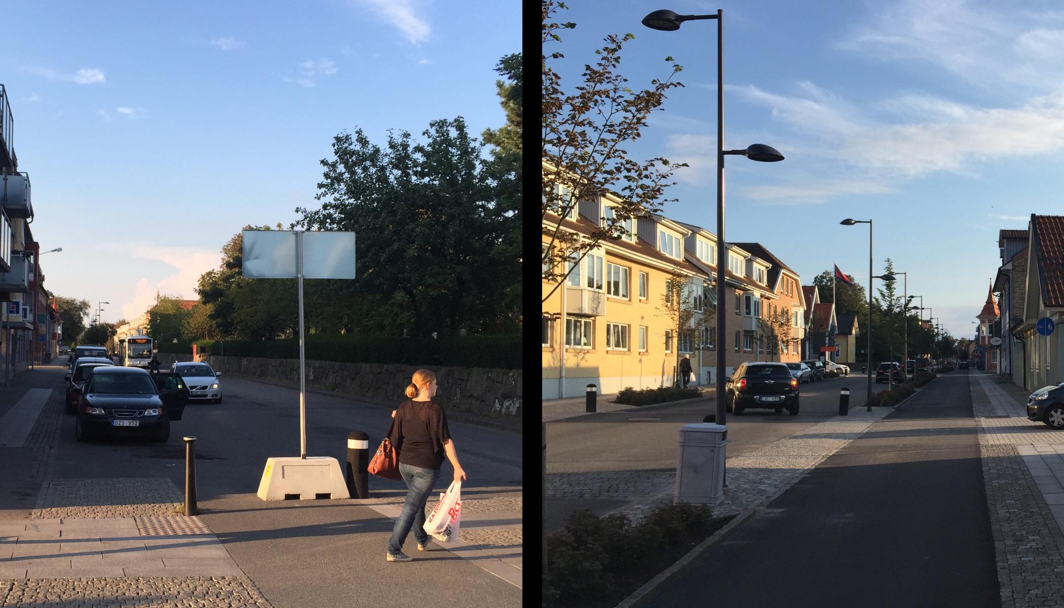 Östra vallgatan blir bättre/klar